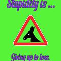 Giving Up Bigstock Donkey 171252860 by Mitchell Watrous