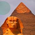 Giza Sphinx 2 by Otis Porritt
