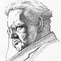 Gk Chesterton by James Deady