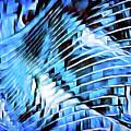 Glacial Blue by Patti Schulze