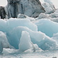 Glacial Lagoon Iceland by Andres Zoran Ivanovic