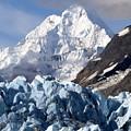 Glacier Bay Alaska Photograph by Kimberly Walker