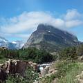 Glacier  by Carolyn Schreiner