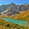 Glacier Cracker Lake Panorama by Adam Jewell