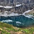 Glacier Icebergs by Adam Jewell