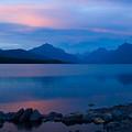 Glacier - Lake Mcdonald Dawn by Don Keisling