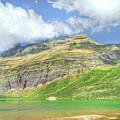 Glacier National Park Cezanne by Kay Brewer