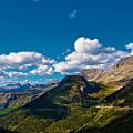 Glacier National Park by Jon Woodbury