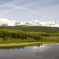 Glacier National Park Scenic by Paula Joy Welter