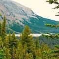 Glacier Np View by Matthew Justis