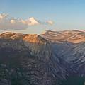 Glacier Point Panorama by Nicholas Blackwell