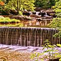Glade Creek 002 by George Bostian