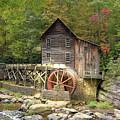 Glade Creek Grist Mill 2 by Dan Myers