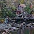 Glade Creek Grist Mill by Jack Nevitt