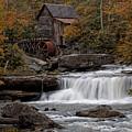 Glade Creek Mill 2011 by Wade Aiken