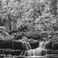 Glade Creek Mill by Emil Davidzuk