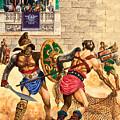 Gladiators by Peter Jackson