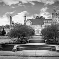 Glamorgan Castle Bw. by Joseph Miko