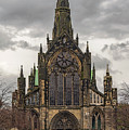 Glasgow Cathedral Front Entrance by Antony McAulay