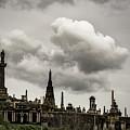 Glasgow Necropolis Graveyard by Antony McAulay