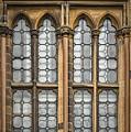 Glasgow Unversity Window by Antony McAulay