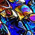 Glass Abstract 11 by Sarah Loft