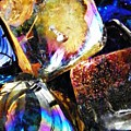 Glass Abstract 114 by Sarah Loft