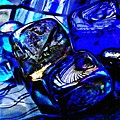 Glass Abstract 14 by Sarah Loft