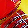 Glass Abstract 649 by Sarah Loft