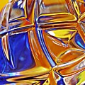 Glass Abstract 768 by Sarah Loft