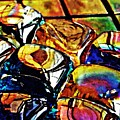 Glass Abstract by Sarah Loft