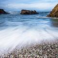Glass Beach by Charles Wollertz