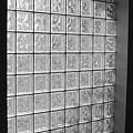 Glass Brick Window by Tony Grider