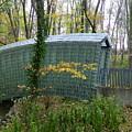 Glass Bridge by Mark Cheney