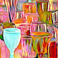 Glass Collection by Jude Reid