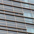 Glass Grid by Nancy Ingersoll