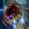 Glass In Motion by Marion McCristall