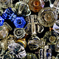 Glass Knobs by Christopher Holmes