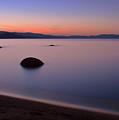 Glass Lake by Derek Palmer