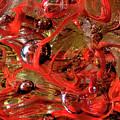 Glass Macro Vii by David Patterson