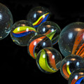 Glass Marbles by Robert Storost