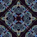 Glass Pattern by Zazl Art