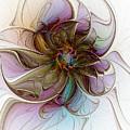 Glass Petals by Amanda Moore