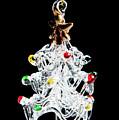Glass Tree Decoration by Helen Northcott