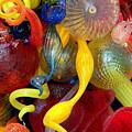 Glassworks Of The Milwaukee Art Museum by David Bearden