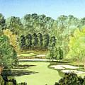 Glen Abbey Golf Course Canada 11th Hole by Bill Holkham