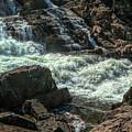 Glen Alpine Falls 9 by Joe Lach