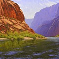 Glen Canyon Morning by Cody DeLong