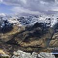 Glencoe - Scotland by Rod McLean