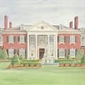 Glen Cove Mansion by Joseph Schilling